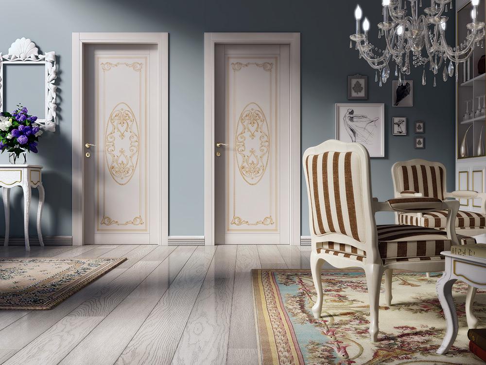 Porte classiche in legno